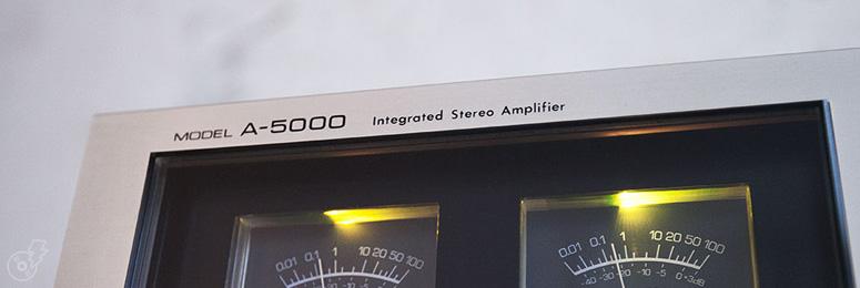 ONKYO A-5000 | T-5000 | TA-600D
