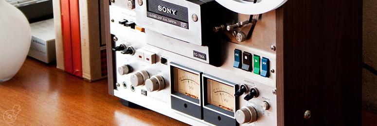 SONY TC-755A