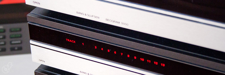 BANG & OLUFSEN BEOMASTER 5000 | BEOGRAM 5500 | BEOGRAM 5000 | BEOCORD 5000 | MASTER CONTROL PANEL 5000